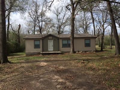 Groesbeck, Kosse Single Family Home For Sale: 237 Lcr 777