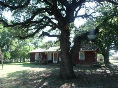 Mills County Farm & Ranch For Sale: 651 Fm 218