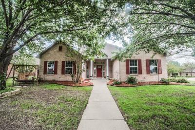 Ennis Single Family Home For Sale: 2700 Boyd Street