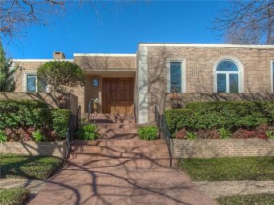 Fort Worth Single Family Home For Sale: 5024 Bryce Avenue