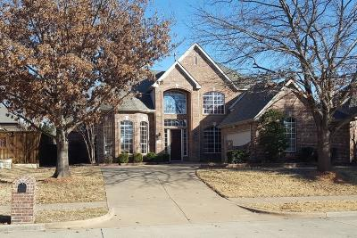 Garland Single Family Home For Sale: 7522 Spicewood Drive