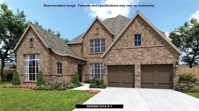 Frisco Single Family Home For Sale: 7465 Morgan Avenue