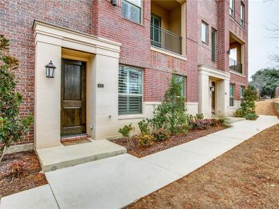 Irving Condo Active Contingent: 101 Decker Court #302
