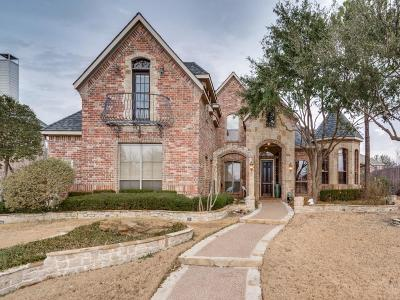 Flower Mound Single Family Home For Sale: 2504 Carroll Court