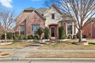 Single Family Home For Sale: 4420 Fairway Drive