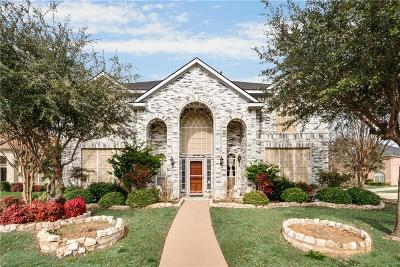 Grand Prairie Single Family Home For Sale: 516 Edgeview Drive