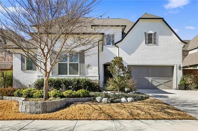 Frisco Single Family Home Active Option Contract: 6481 Cobbie Creek Drive