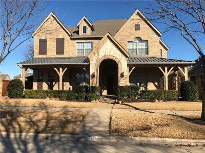 Frisco Single Family Home For Sale: 13516 Stanmere Drive