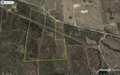 Palo Pinto County Farm & Ranch Active Contingent: 3390 Fm 52