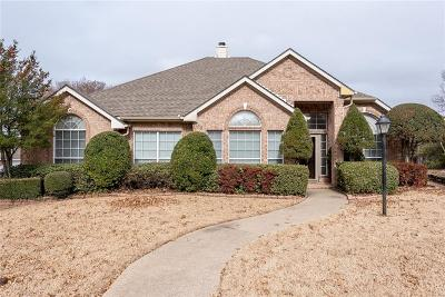 Mesquite Single Family Home For Sale: 2403 Brookchase Drive