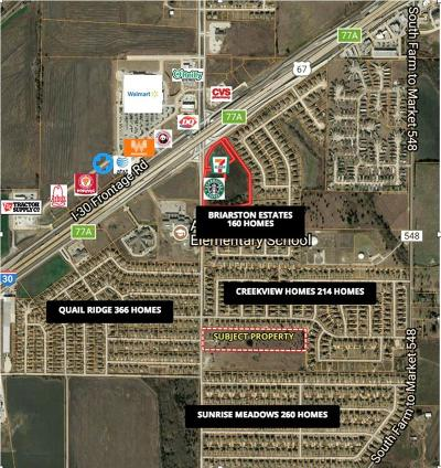 Rockwall, Royse City, Fate, Heath, Mclendon Chisholm Residential Lots & Land For Sale: 1812 Erby Campbell Drive
