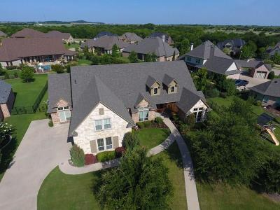 Denton Single Family Home For Sale: 8204 Crooked Stick Lane