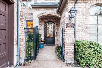 McKinney Single Family Home Active Option Contract: 6300 Avalon Woods Drive