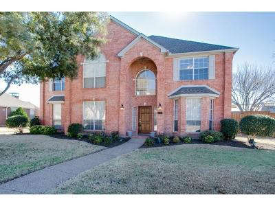 Plano  Residential Lease For Lease: 4432 Buchanan Drive