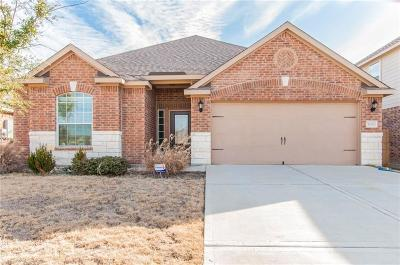 Anna Single Family Home Active Option Contract: 1705 Mesquite Lane