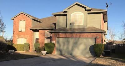Saginaw Single Family Home For Sale: 1225 Katy Drive