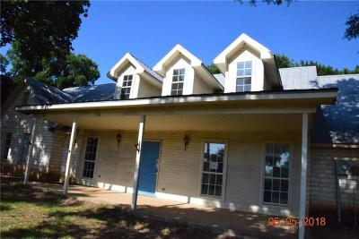 Somervell County Single Family Home For Sale: 1267 County Road 418