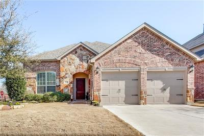 Sachse Single Family Home For Sale: 7234 Lake Hill Trail