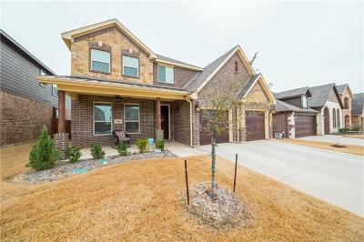 Fort Worth Single Family Home For Sale: 5445 Tuxbury Pond Drive
