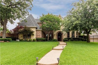Colleyville Single Family Home For Sale: 7000 Shalimar Court