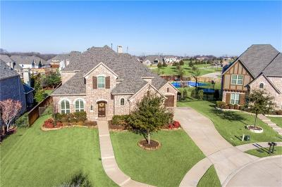 Prosper Single Family Home For Sale: 4211 Pine Needle Court