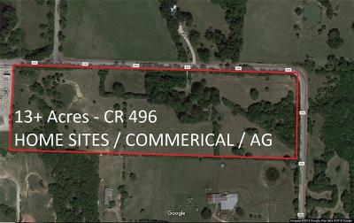 Princeton Farm & Ranch For Sale: Tbd County Road 496