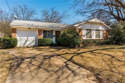 Sherman Single Family Home For Sale: 1717 N Highland