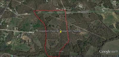 Springtown Residential Lots & Land Active Kick Out: Private Road 3633