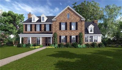 Arlington Single Family Home For Sale: 1309 Black Walnut Lane