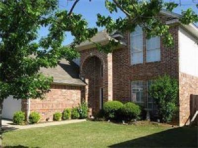 Keller Single Family Home Active Option Contract: 441 Pebblecreek Drive