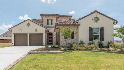 Frisco Single Family Home For Sale: 3849 Idlebrook Drive
