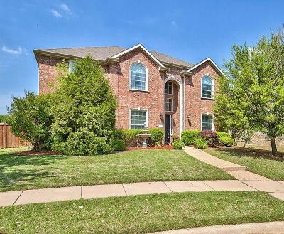 Frisco Single Family Home Active Contingent: 7979 Wood Court