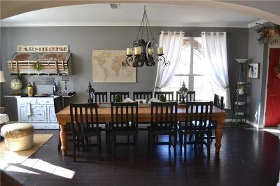 Corinth Single Family Home For Sale: 3401 Burrwood Circle