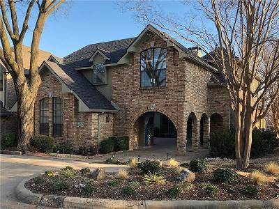 Garland Single Family Home Active Option Contract: 2618 Rockport Circle
