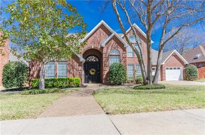 Coppell Single Family Home Active Option Contract: 158 E Bethel Road