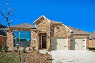Fate Single Family Home For Sale: 617 Eleanor Drive
