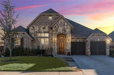 Frisco Single Family Home For Sale: 8220 Sylvan Dale Road