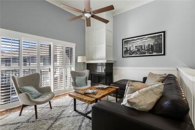 Dallas Condo Active Option Contract: 2201 Wolf Street #4206