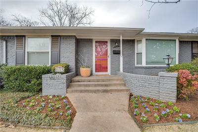 Single Family Home For Sale: 4419 Norris Street