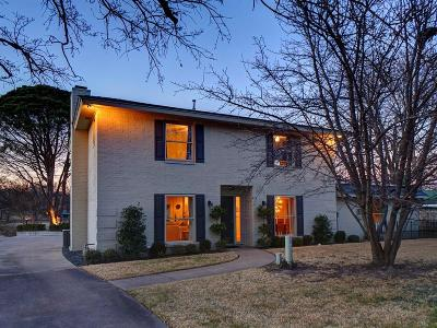 Azle Single Family Home For Sale: 237 Timberlake Drive