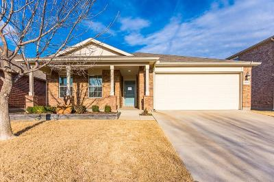 Fort Worth Single Family Home For Sale: 15832 Mirasol Drive
