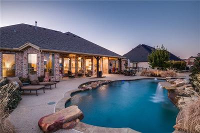Prosper Single Family Home For Sale: 3304 Twin Lakes Drive