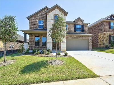 Corinth Single Family Home For Sale: 2208 Stanhill Drive