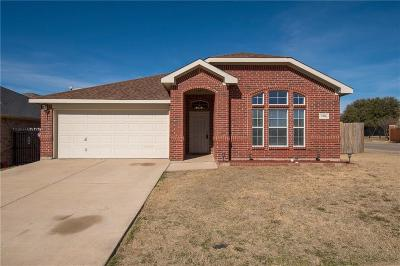 White Settlement Single Family Home Active Option Contract: 9300 Marilyn Court