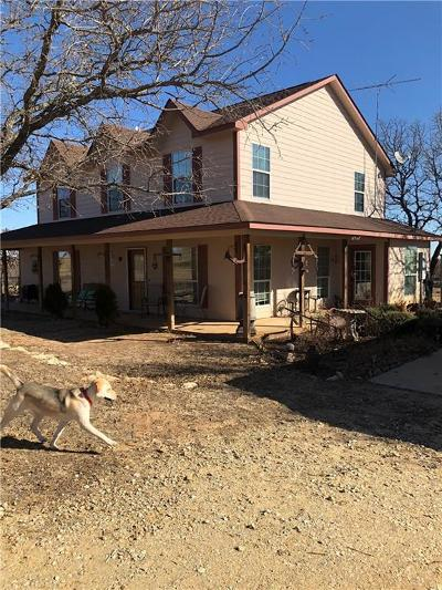 Wise County Single Family Home For Sale: 236 Private Road 3555