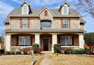 Lewisville Single Family Home For Sale: 2507 Sir Percival Lane