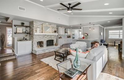 Single Family Home Active Contingent: 6748 Orangewood Drive