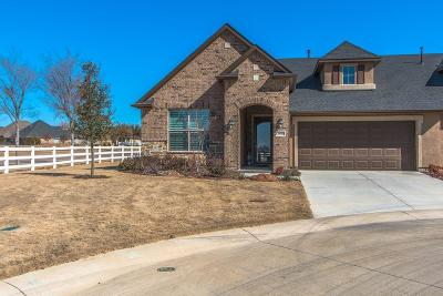Denton Single Family Home Active Option Contract: 10001 Obsidian Drive