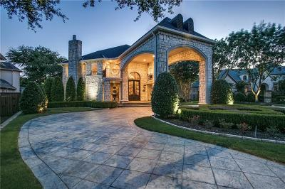 Allen, Celina, Dallas, Frisco, Mckinney, Melissa, Plano, Prosper Single Family Home For Sale: 5243 Spicewood Lane