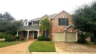 Single Family Home For Sale: 3901 Blackjack Oak Lane